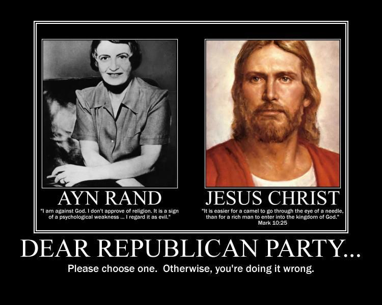'Paul Ryan on Ayn Rand' for all my confused RNL Friends. . .this blog's for you