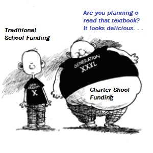 Charters want your milk money. . .