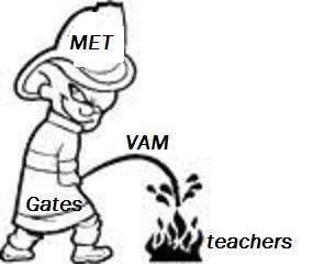 The MET study explained in diagram form