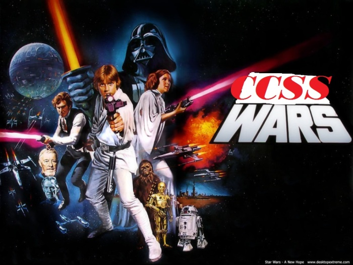 Let's talk about CCSS  (Common Core State Standards) and the CCSS Wars