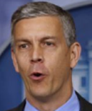 Arne Duncan has lost his mind