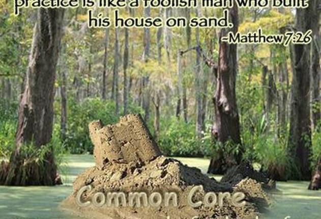 Education Reform: Building Houses of Sand in Swamps