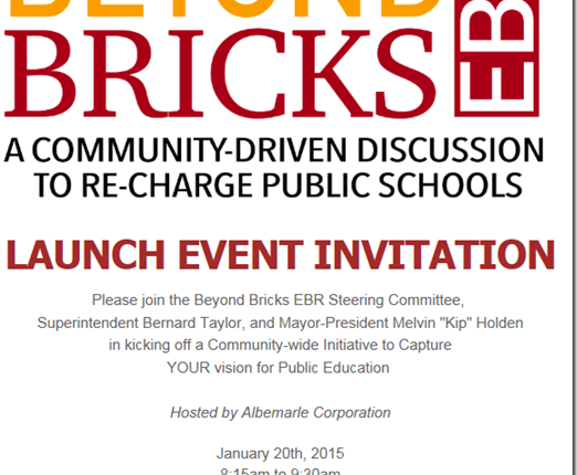 A Chance to Have Your Voice Heard About Public Education in Baton Rouge
